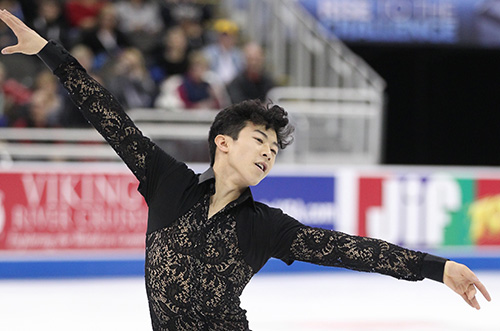 Nathan Chen Ready to Hit the Big Leagues