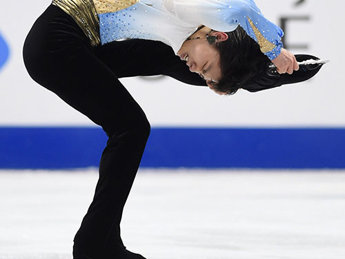 Here Comes Hanyu…Then Everyone Else