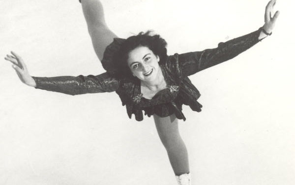 Jeannette Altwegg: Great Britain's Golden Girl