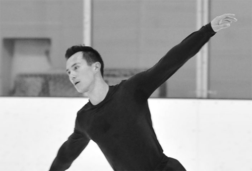 Patrick Chan Skates in New Directions