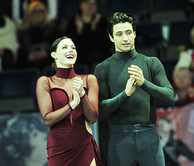 Virtue and Moir: Triumphant Return