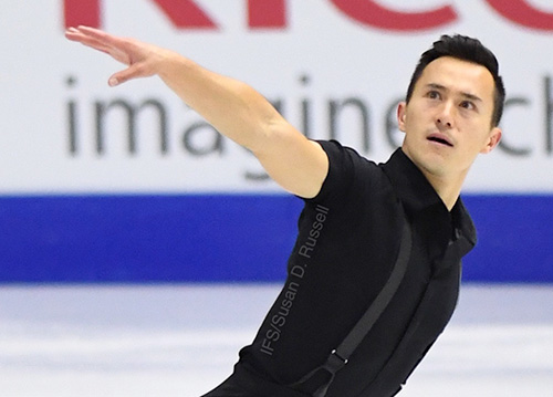 New Strategy for Patrick Chan