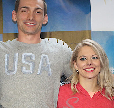 Knierims Lead Pairs Charge