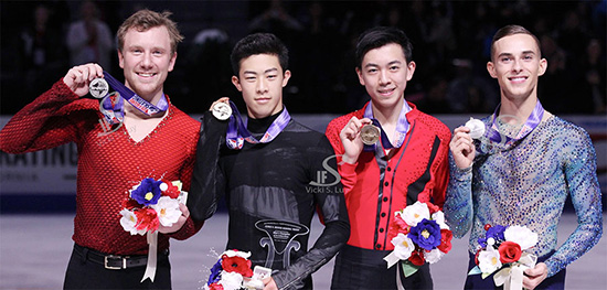 Nathan Chen Dominant in San Jose