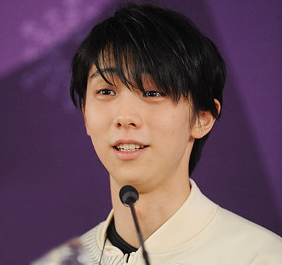 Yuzuru Hanyu Aiming For Gold