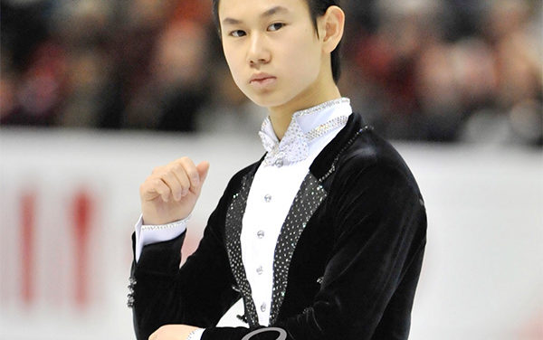 Tragic End for Denis Ten