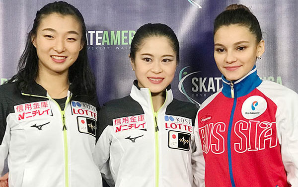 Satoko Miyahara Steals the Show