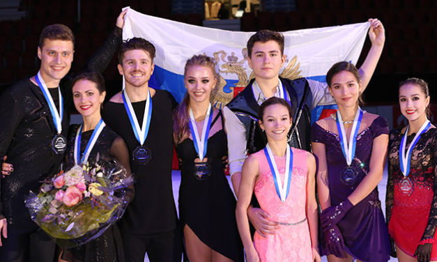 Russia Names 2019 Europeans Team