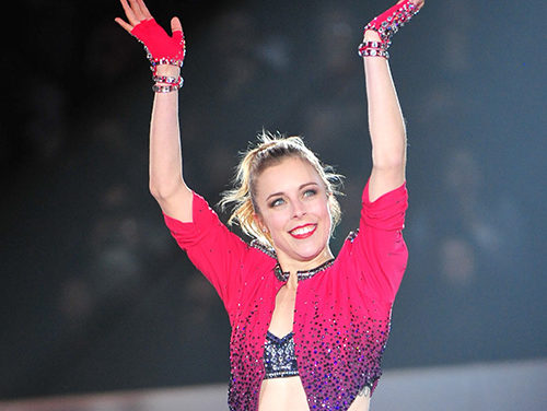 Ashley Wagner on the Road to Recovery