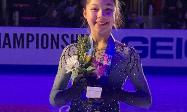 Alysa Liu Crowned U.S. Champion