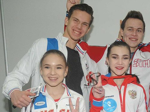 2019 Junior Grand Prix Series