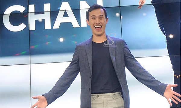 Patrick Chan: Embracing the Transition