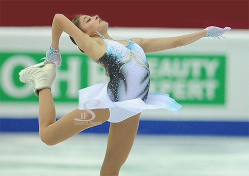 Kostornaia on Fire at Russian Championships