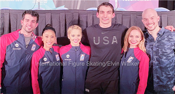 Knierims Mine Pairs Gold in Greensboro