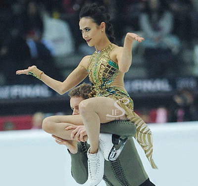 Chock and Bates Claim U.S. Ice Dance Crown