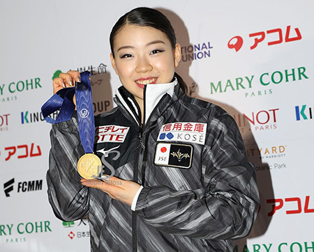 Kihira Wins Short Program Battle