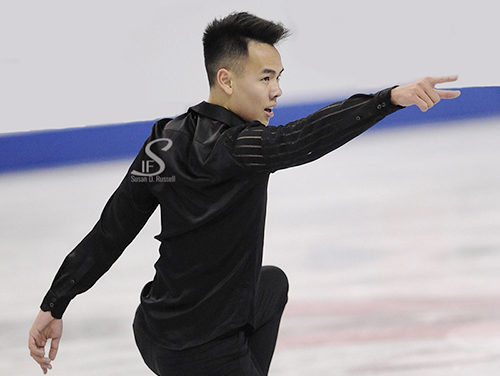 Nguyen Not Content to Let it Be