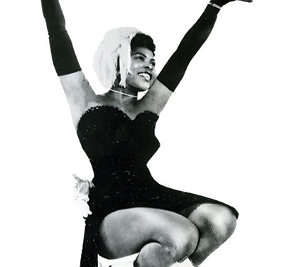 No Color Boundaries for Mabel Fairbanks
