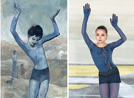Kamila Valieva: Art on Ice