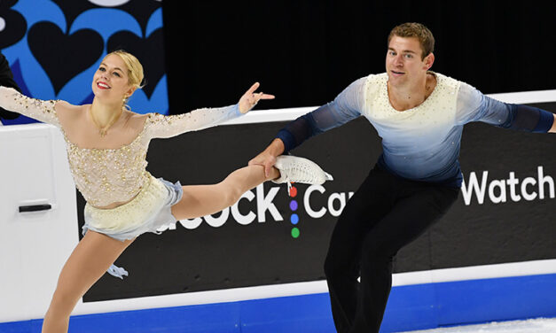 Golden Debut for Scimeca Knierim & Frazier