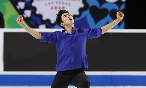 Nathan Chen – Quads, Nationals and Worlds