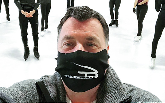 Brian Orser – Coaching in a Virtual World