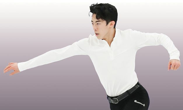 Nathan Chen Ready for Olympic Campaign